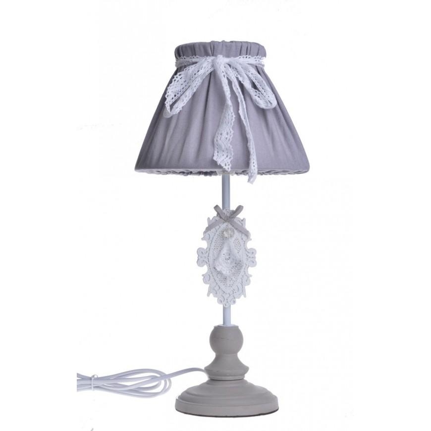 Lampa stołowa romantyczna 42