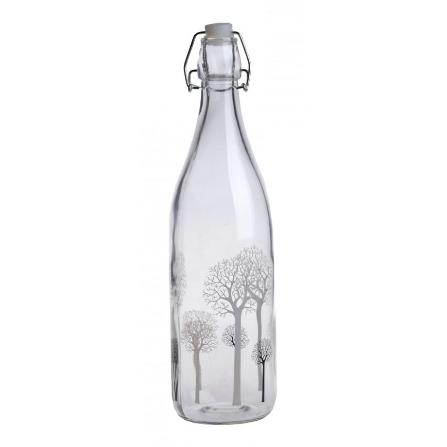 butelka ozdobna z zamknięciem