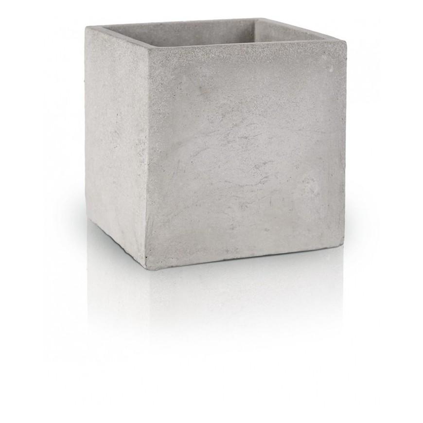 osłonka betonowa nowoczesna kwadratowa