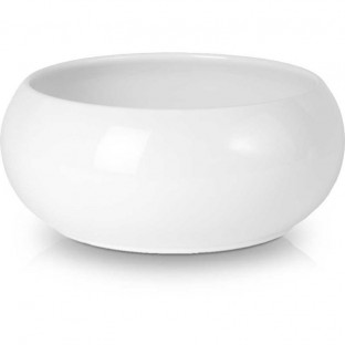 Misa osłonka ceramiczna 14x6 biała