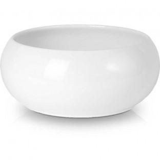 Misa osłonka biała ceramiczna 19x8