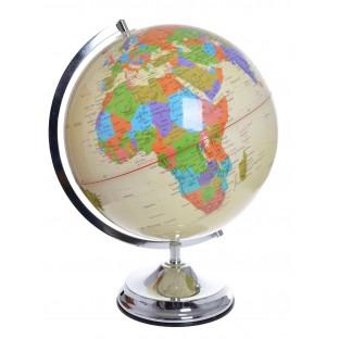 Globus kolorowy duży 32 cm