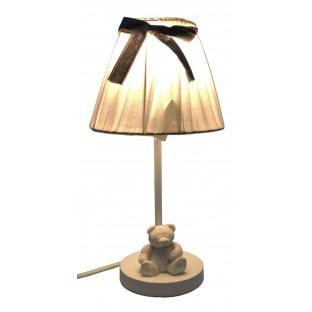 Lampa nocna z misiem dla dzieci 33 cm