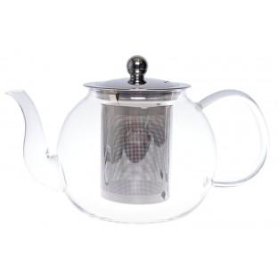 Czajnik szklany do parzenia herbaty