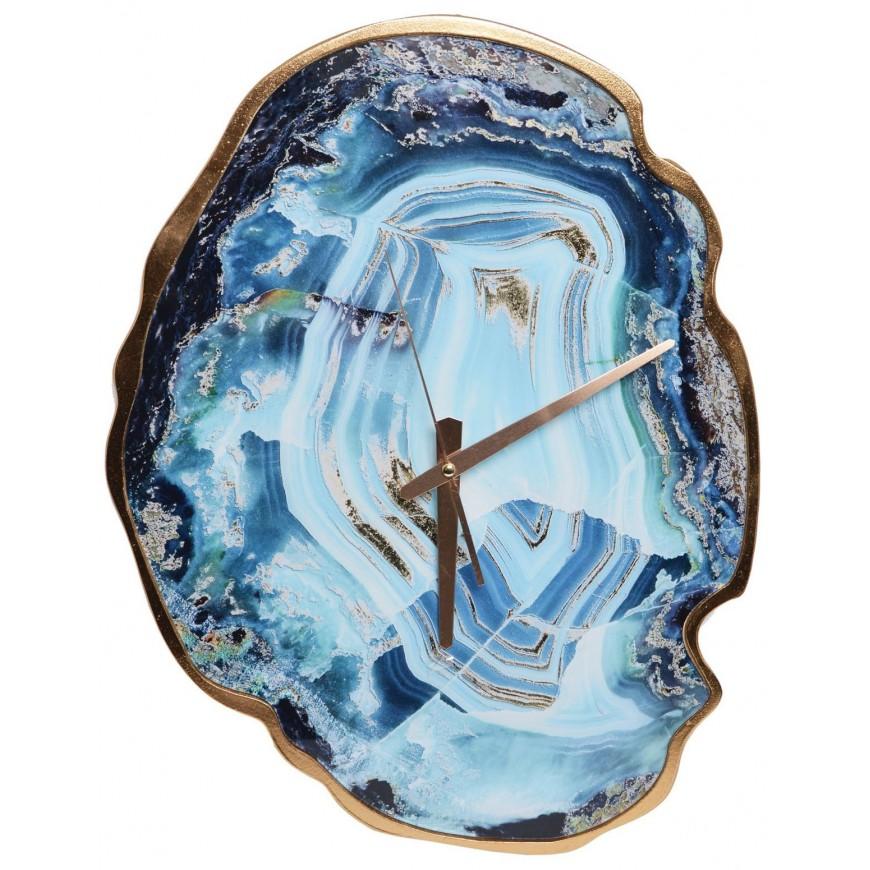 Zegar ścienny ala marmurowy 37x50 cm