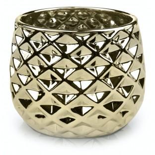 Osłonka ceramiczna złota