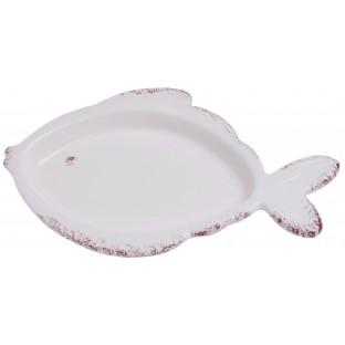 Talerz ryba półmisek VINTAGE 20x13