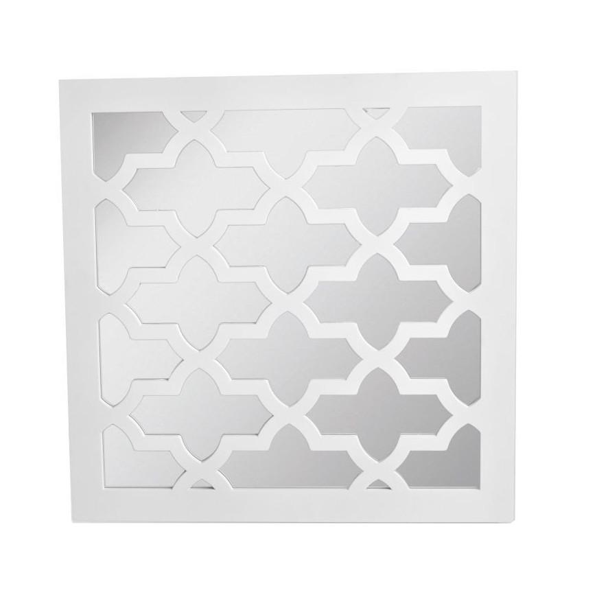 Lustro kwadratowe 39x39 cm